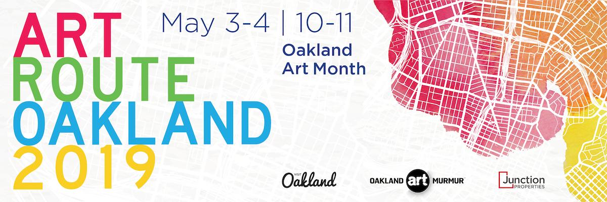 Oakland Art Route