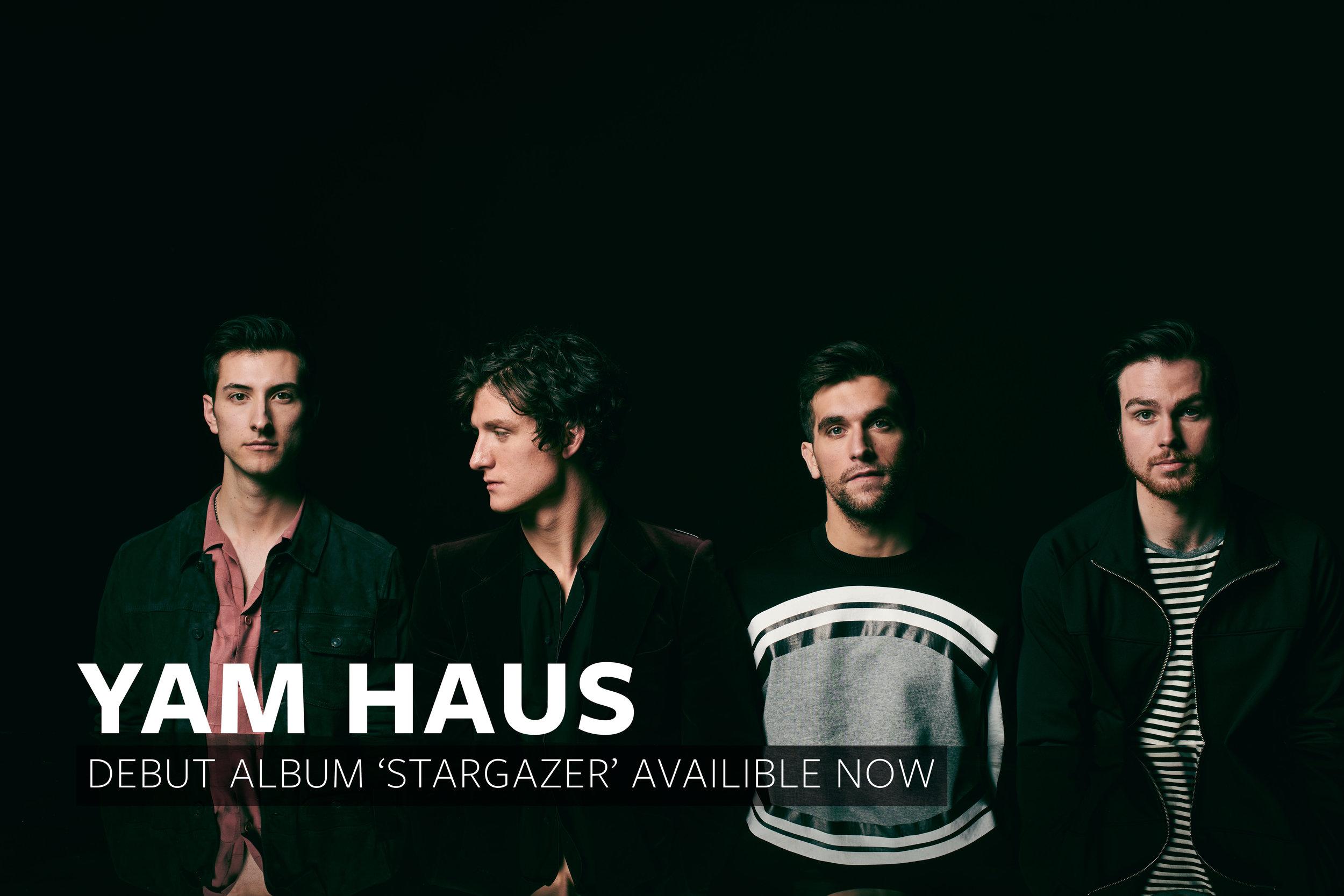 Yam Haus Stargazer