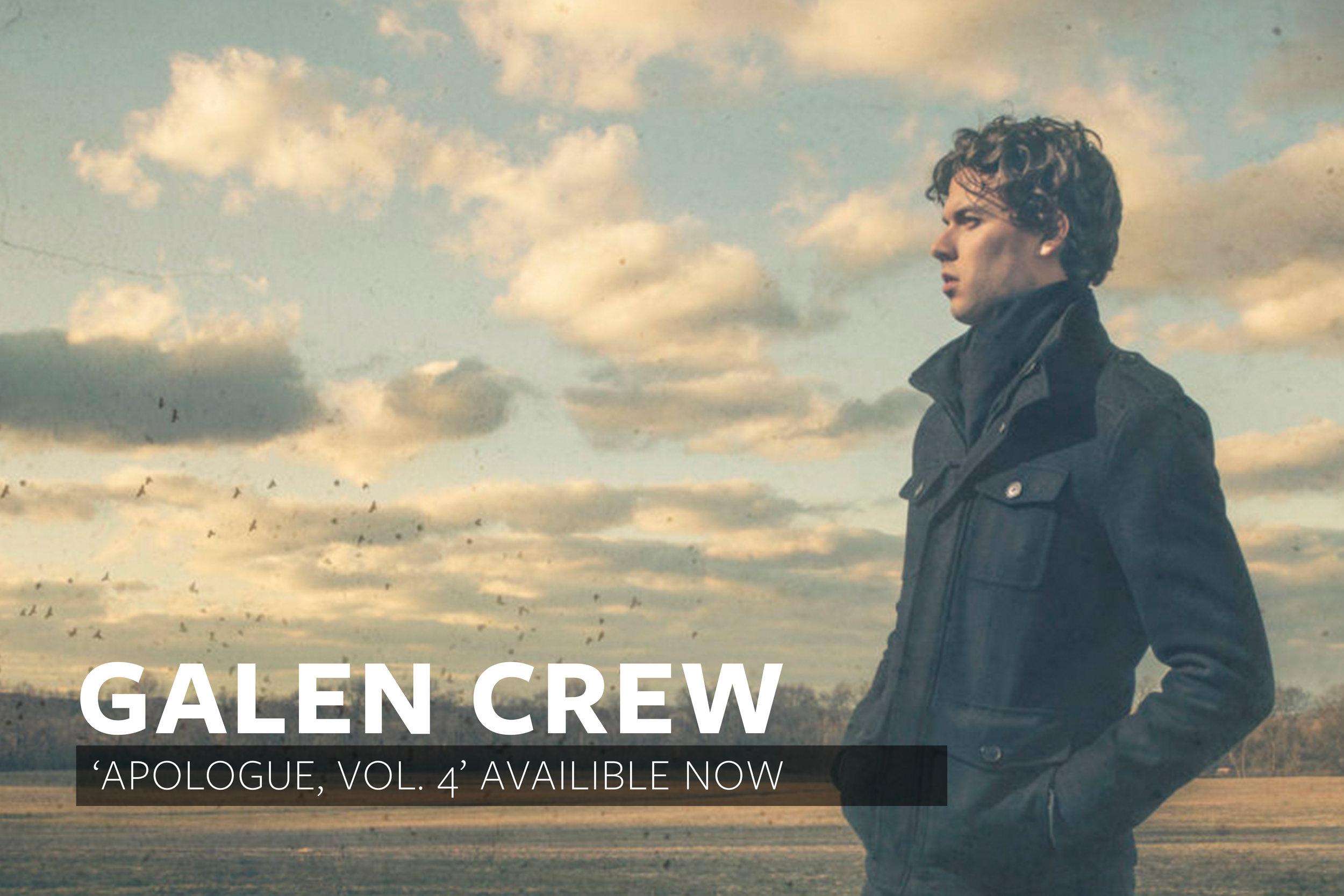 Galen Crew Apologue Vol 4