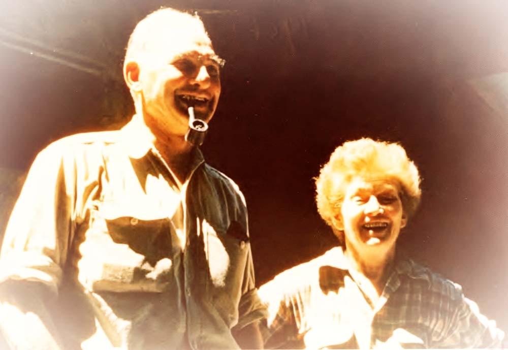 Maurice & Jane Sugar -
