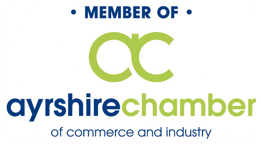 MEMBER OF THE AYRSHIRE CHAMBER