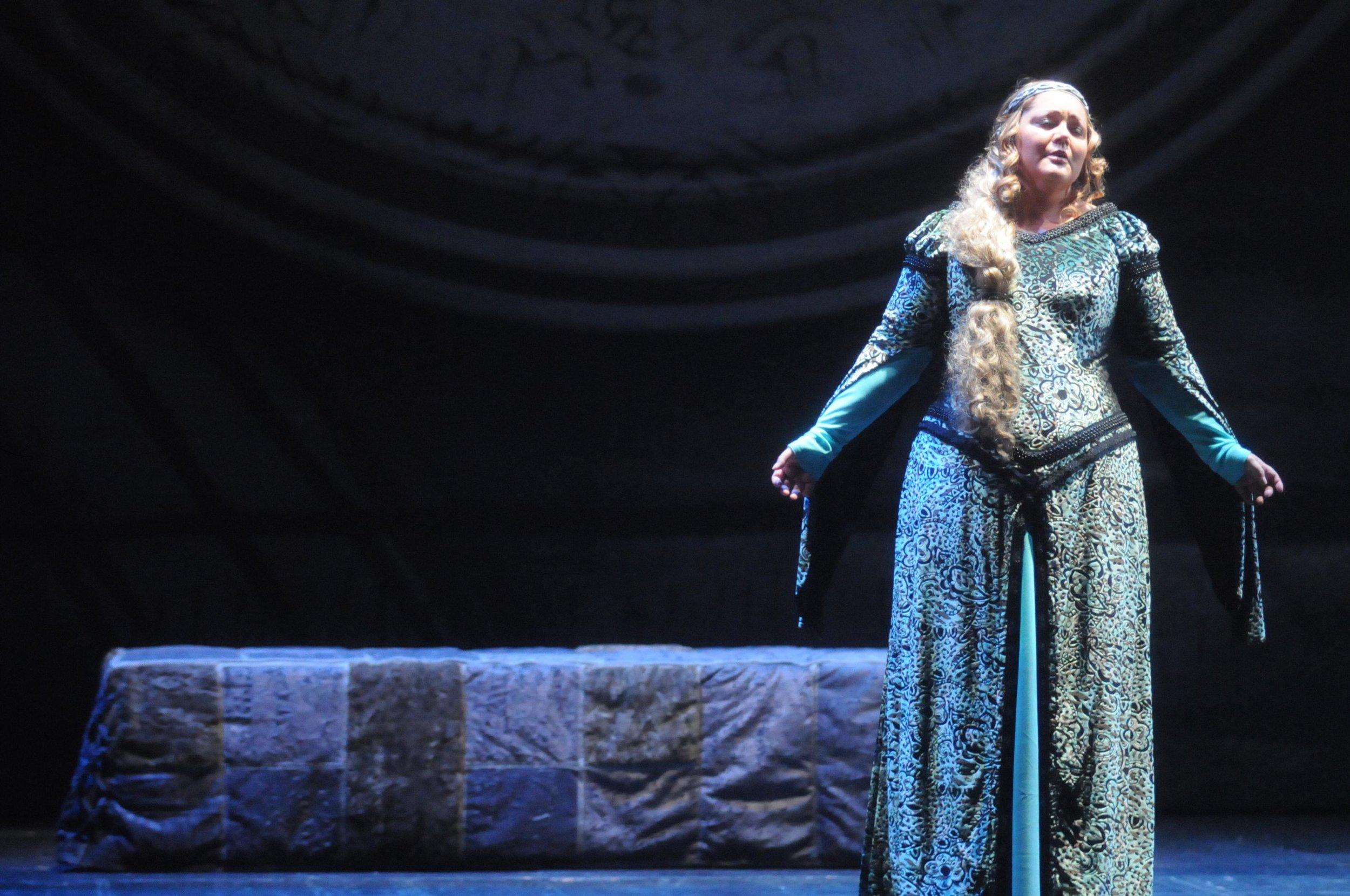 Isolde - Tristan und Isolde - Wagner
