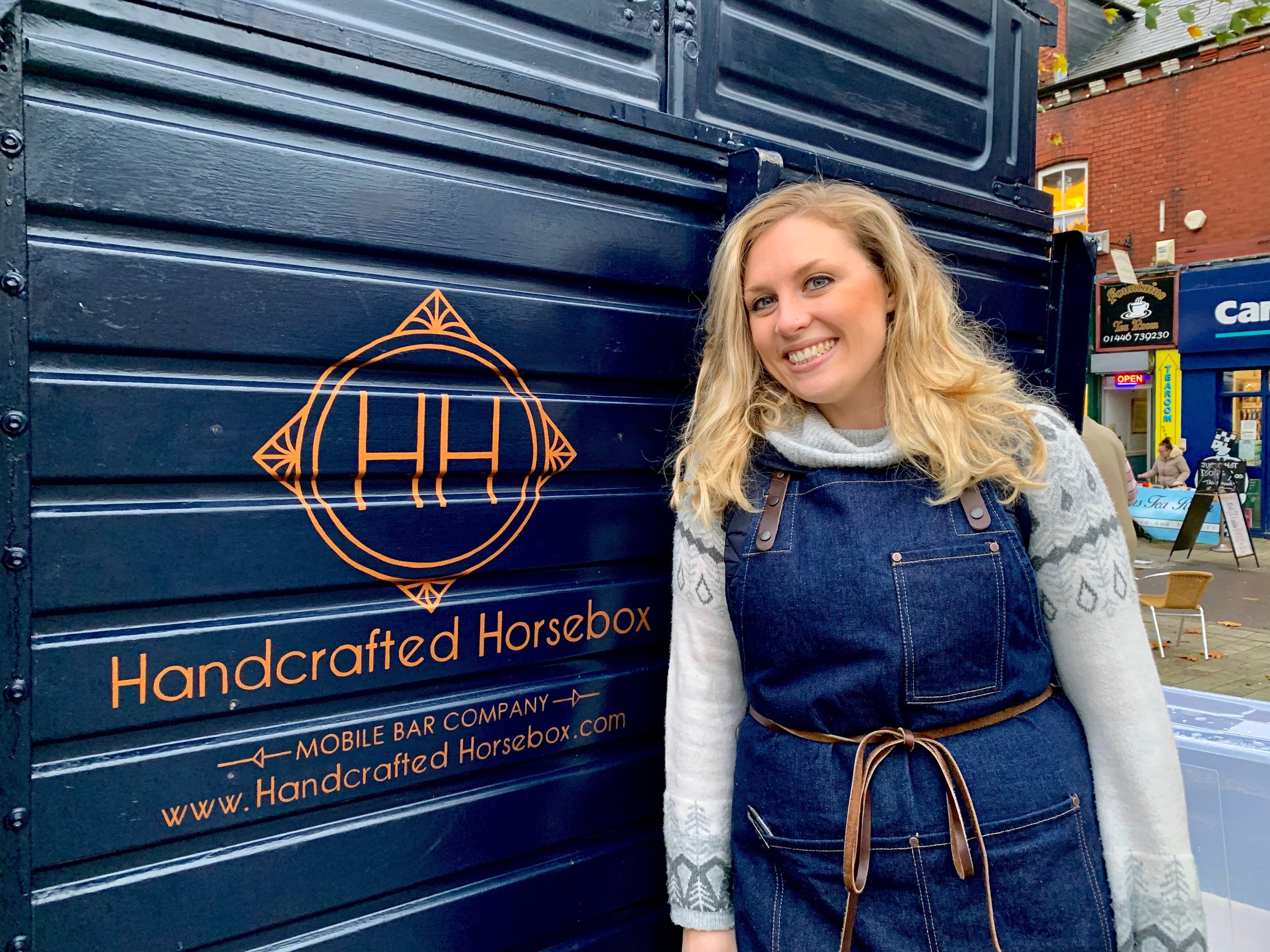 Liz - The style behind the operation, chief Prosecco taster and host of many a great party. When not doing the 'day job' or looking after the troublesome duo (see below) will be behind the bar ensuring our events go to plan.