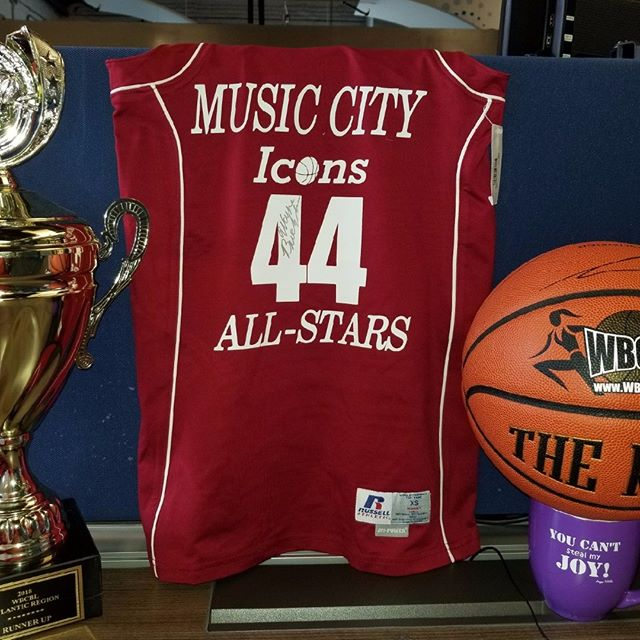Music City Icons Limited Edition Jerseys