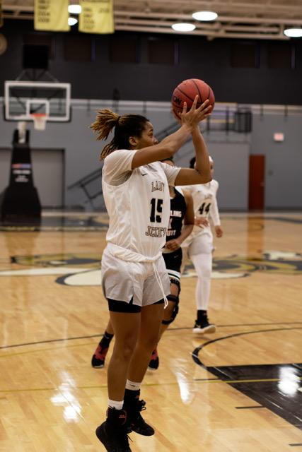 "#15 Anesha Mariah Harmon - 5'9"" - GuardCollege: West Virginia State UniversityHometown: Nashville, TN"
