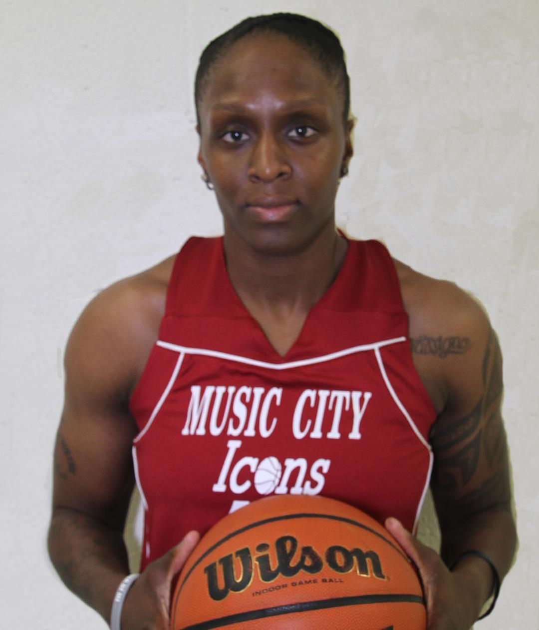 "#3 Lauren Coco Falohun - 5'9"" - Forward/GuardCollege: University South CarolinaHometown: Atlanta, GA"