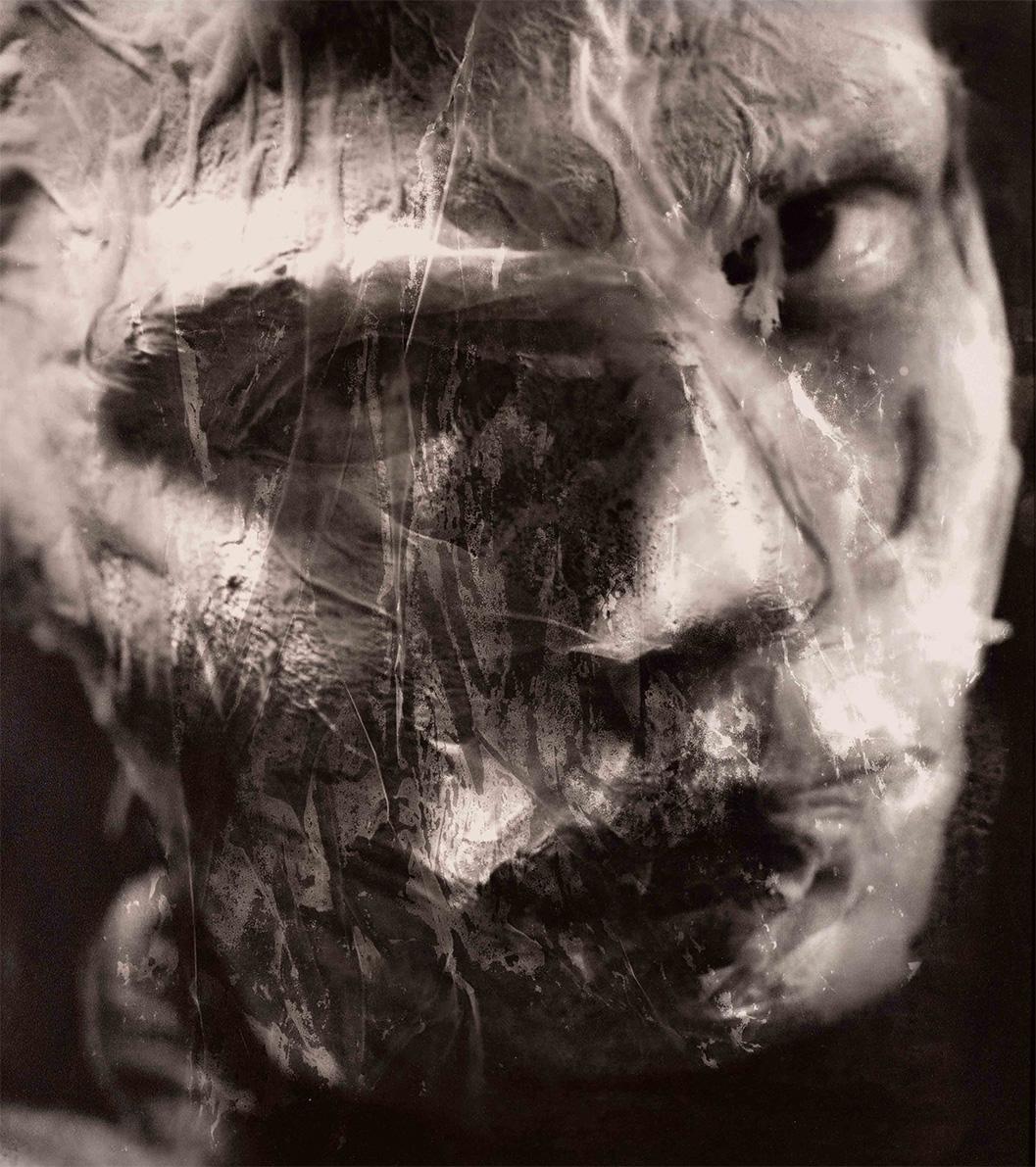 Shroud #14 , 1988