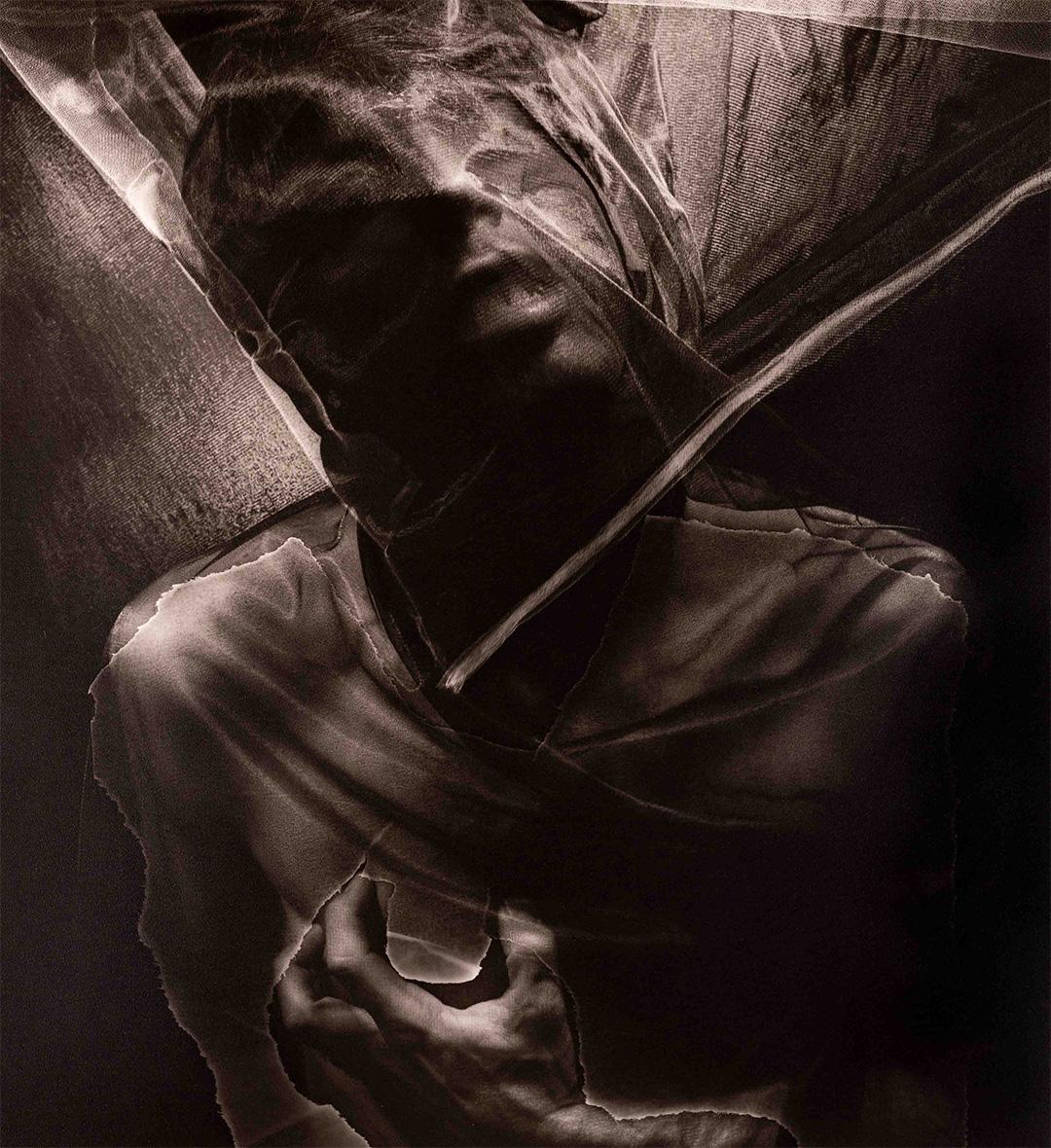 Shroud #18 , 1988