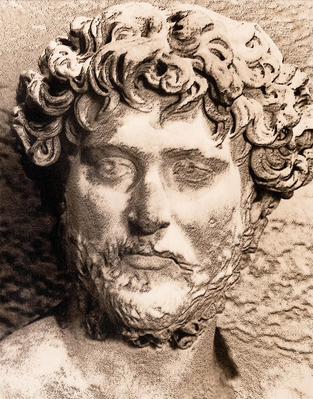 Head of a Man , 1993