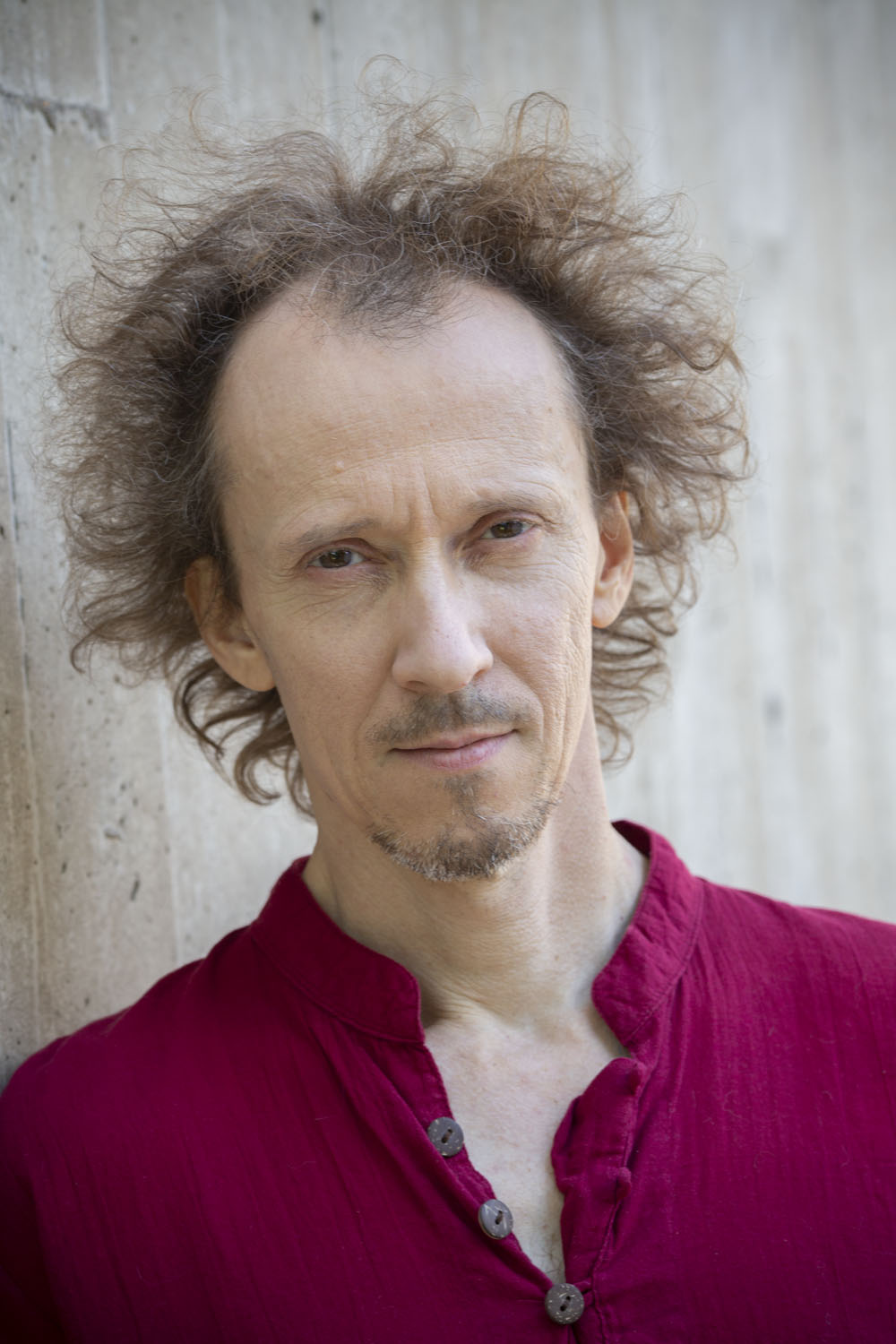François Richomme, composer:  Threshold ;  We Wait In The Darkness ;  Skin(s) ;  Transfuse , and  Weave  .