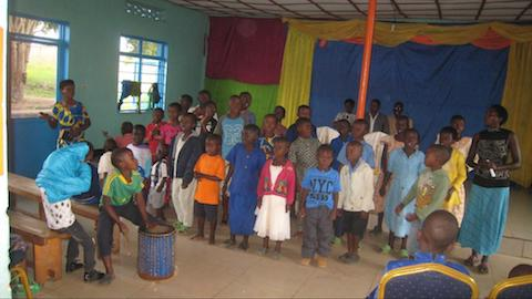 Community kids' choir