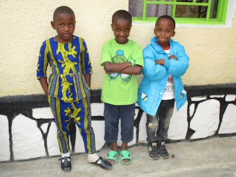 Benita, Jacob and Edison, who were best friends at Urukundo Home, meet again after being separated for over a year.