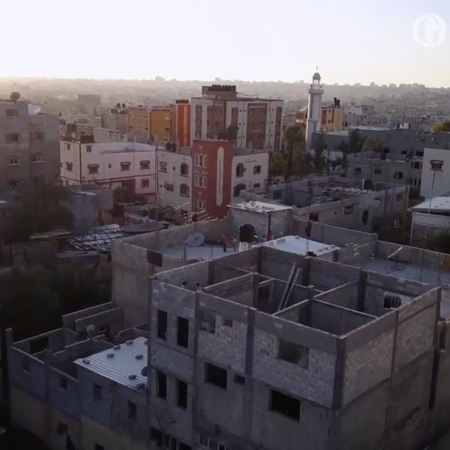 Cities at war: Gaza  THE GUARDIAN  editor