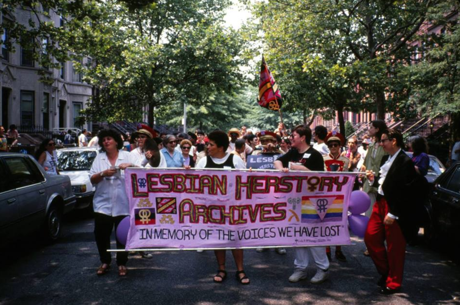 A gal-dem Herstory Lesson:  Brooklyn's Lesbian Herstory Archives