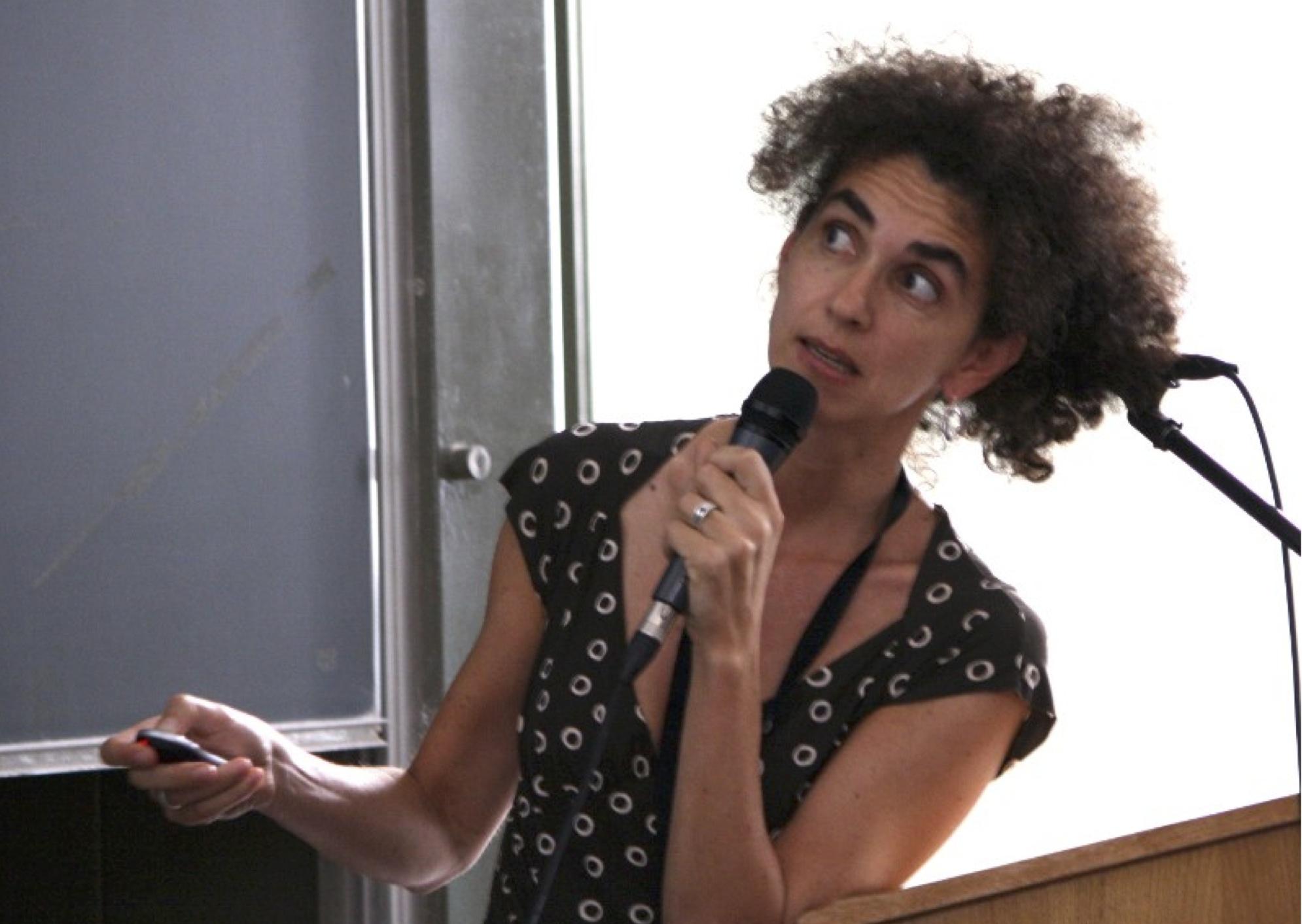 En Février 2013, très belle conférence donnée par Evelyne Bloch-Gallego