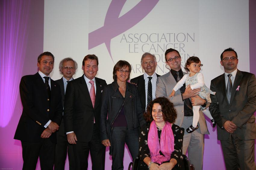 Prix Ruban Rose Avenir en 2010 pour ATIP3!