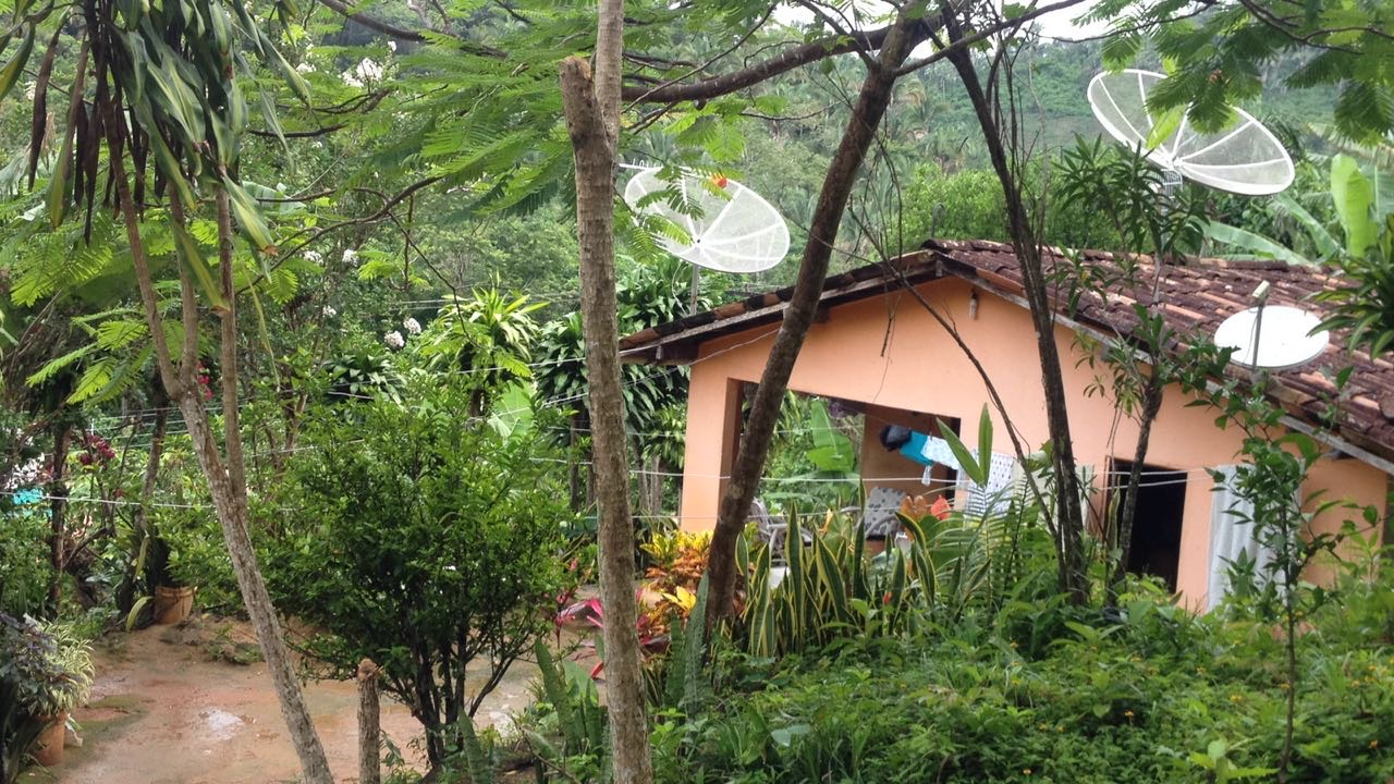 Mother in Law's house in Brazil. Photo courtesy of the author.