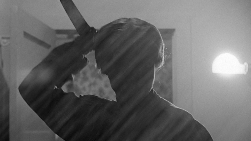 Psycho - 1960, Alfred HitchcockA Phoenix secretary embezzles $40,000 from her employer's client, goes on the run, and checks into a remote motel run by a young man under the domination of his mother.