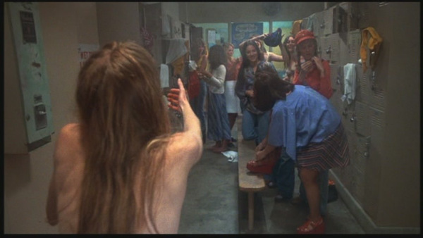 Carrie - 1976, Brian DePalmaIn this chilling adaptation of Stephen King's horror novel, withdrawn and sensitive teen Carrie White (Sissy Spacek) faces taunting from classmates at school and abuse from her fanatically pious mother (Piper Laurie) at home. When strange occurrences start happening around Carrie, she begins to suspect that she has supernatural powers. Invited to the prom by the empathetic Tommy Ross (William Katt), Carrie tries to let her guard down, but things eventually take a dark and violent turn.