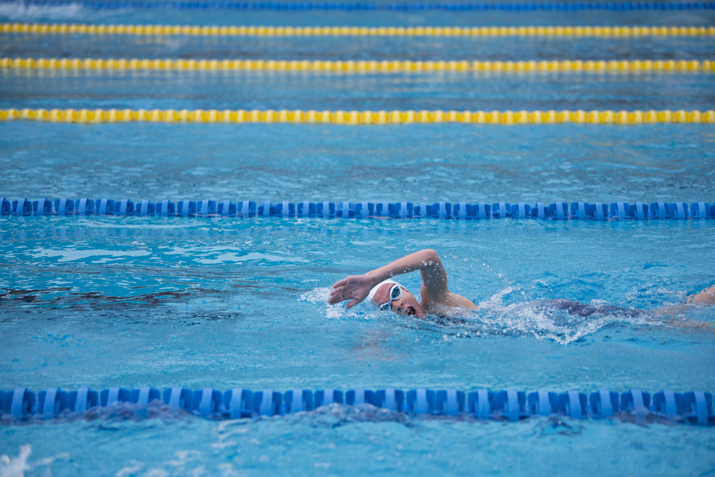 The 4 Biggest Swim Form Blunders (And How to Fix Them)