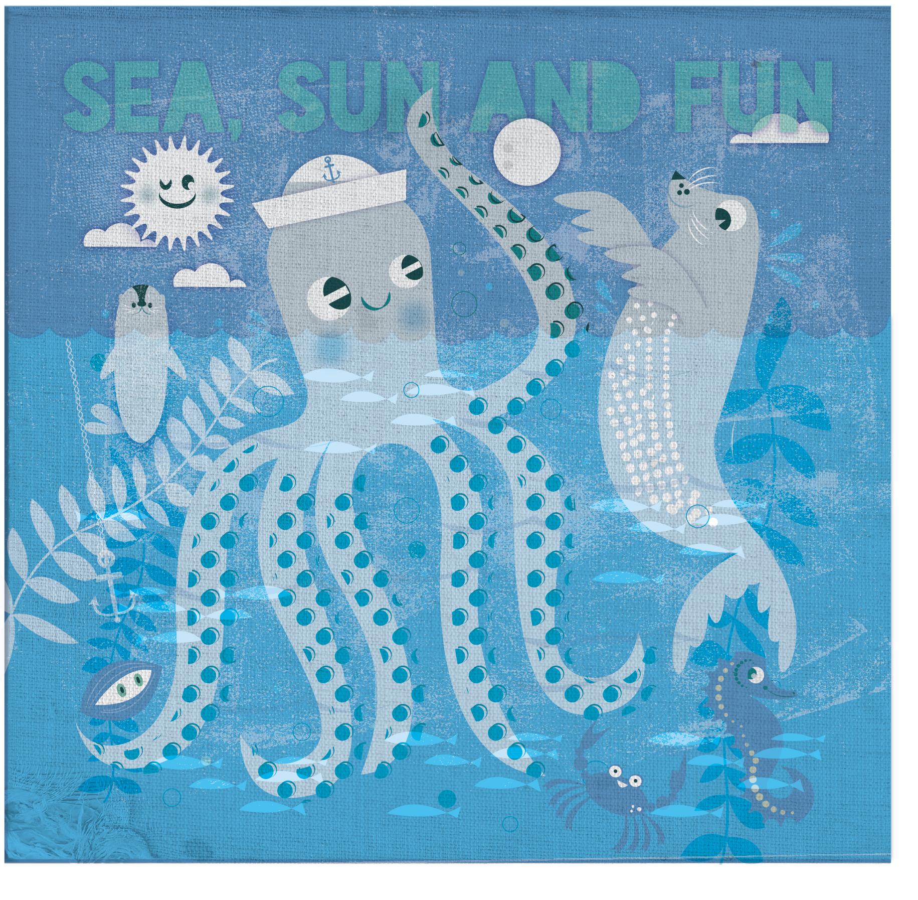 Sea Life Mailer