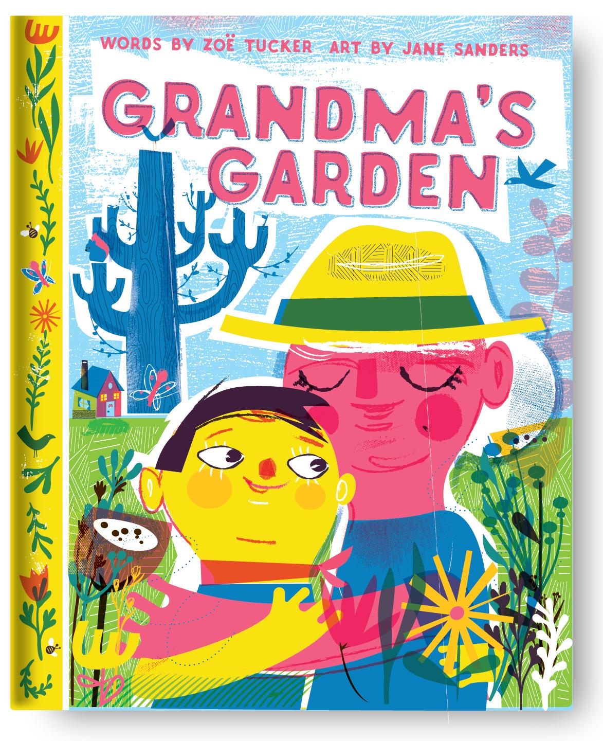 Grandma's Garden, Lilla Rogers' Class