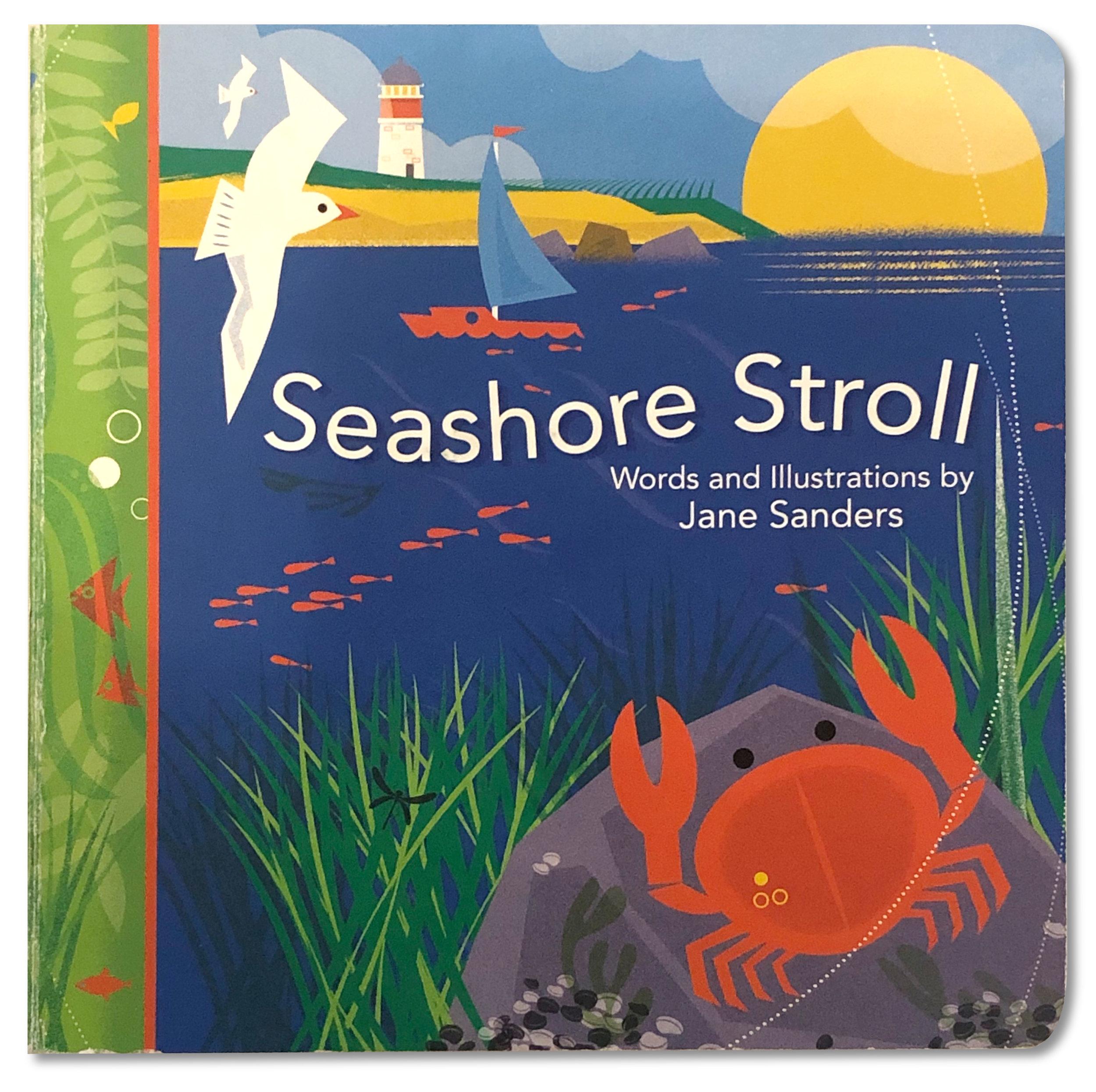 Seashore Stroll, Gibbs & Smith