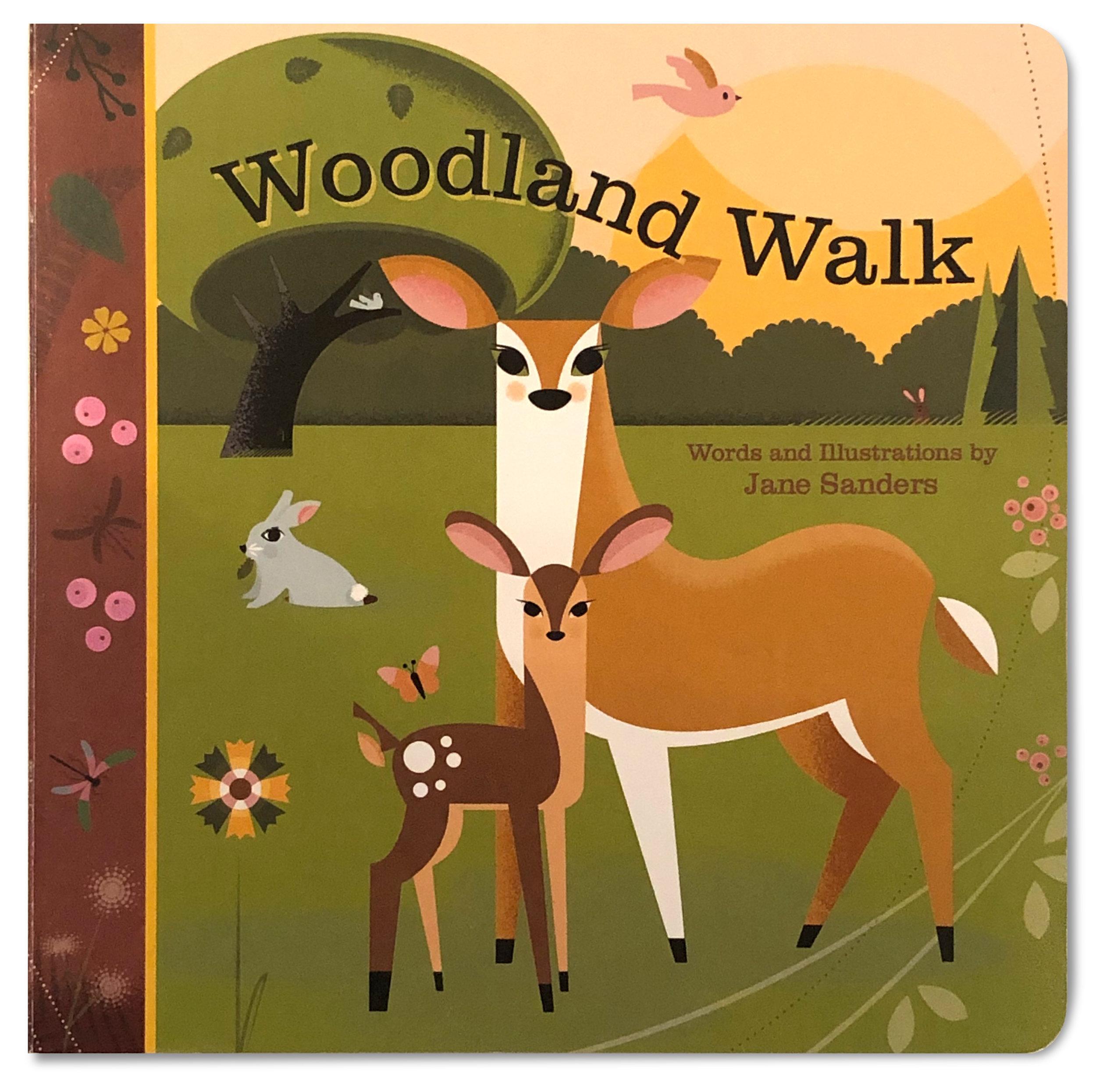 Woodland Walk, Gibbs & Smith