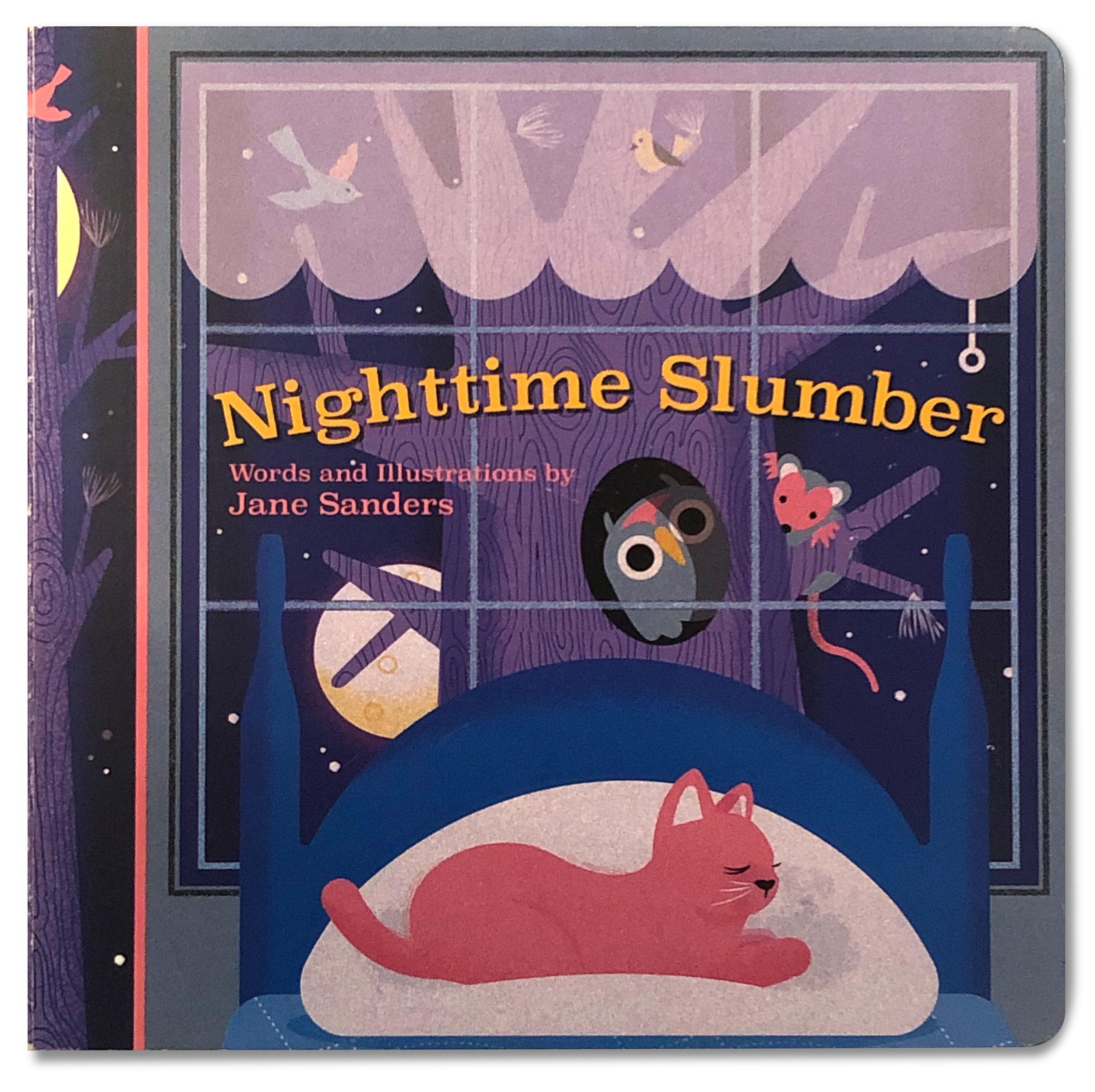 Nighttime Slumber, Gibbs & Smith