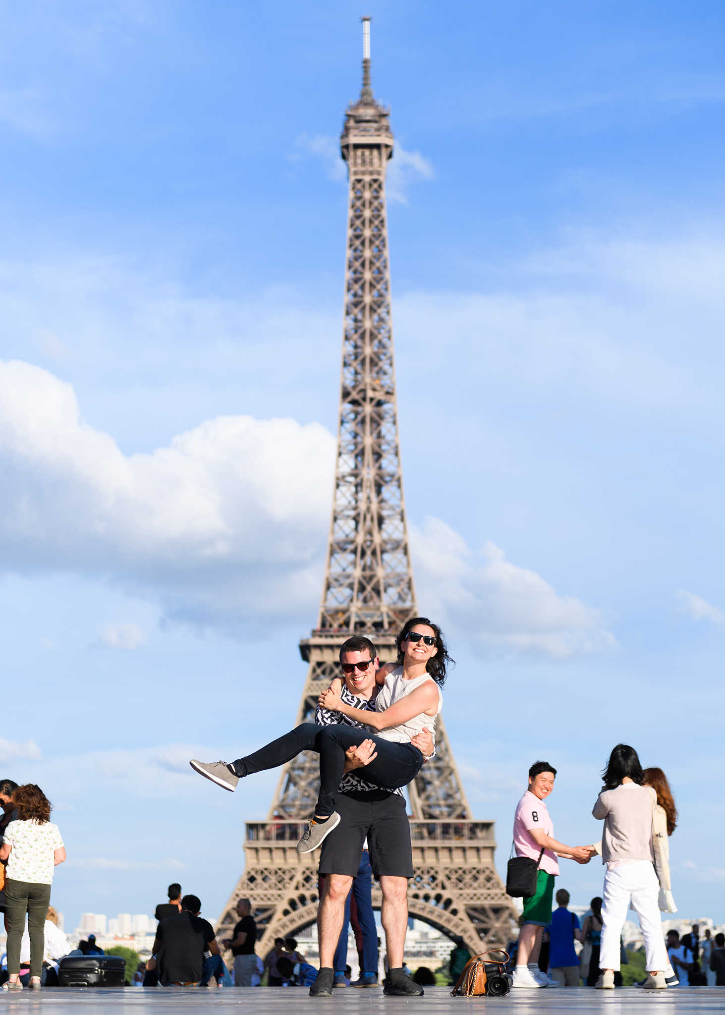 May 2017 - Our first trip to Europe together! We explored Paris for a few days before spending two weeks with Molly's family in England.