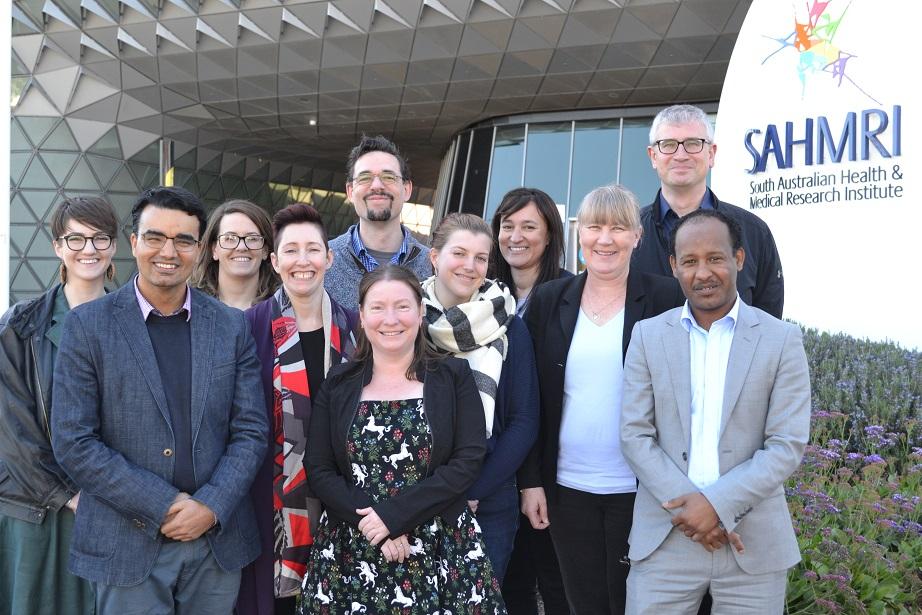 ROSA Research Team at SAHMRI. August 2019.