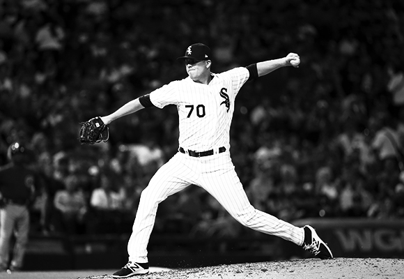 Aaron Bummer, Chicago White Sox