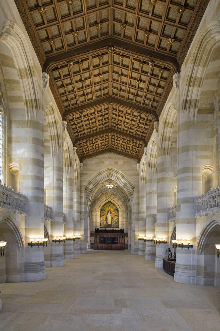 Yale Sterling Memorial Library -