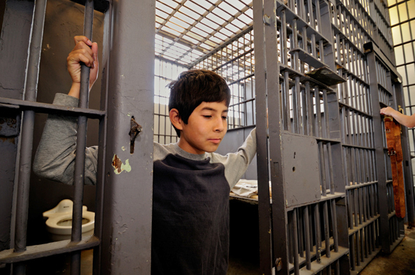 85% of all youths sitting in a prison today grew up in a fatherless home.