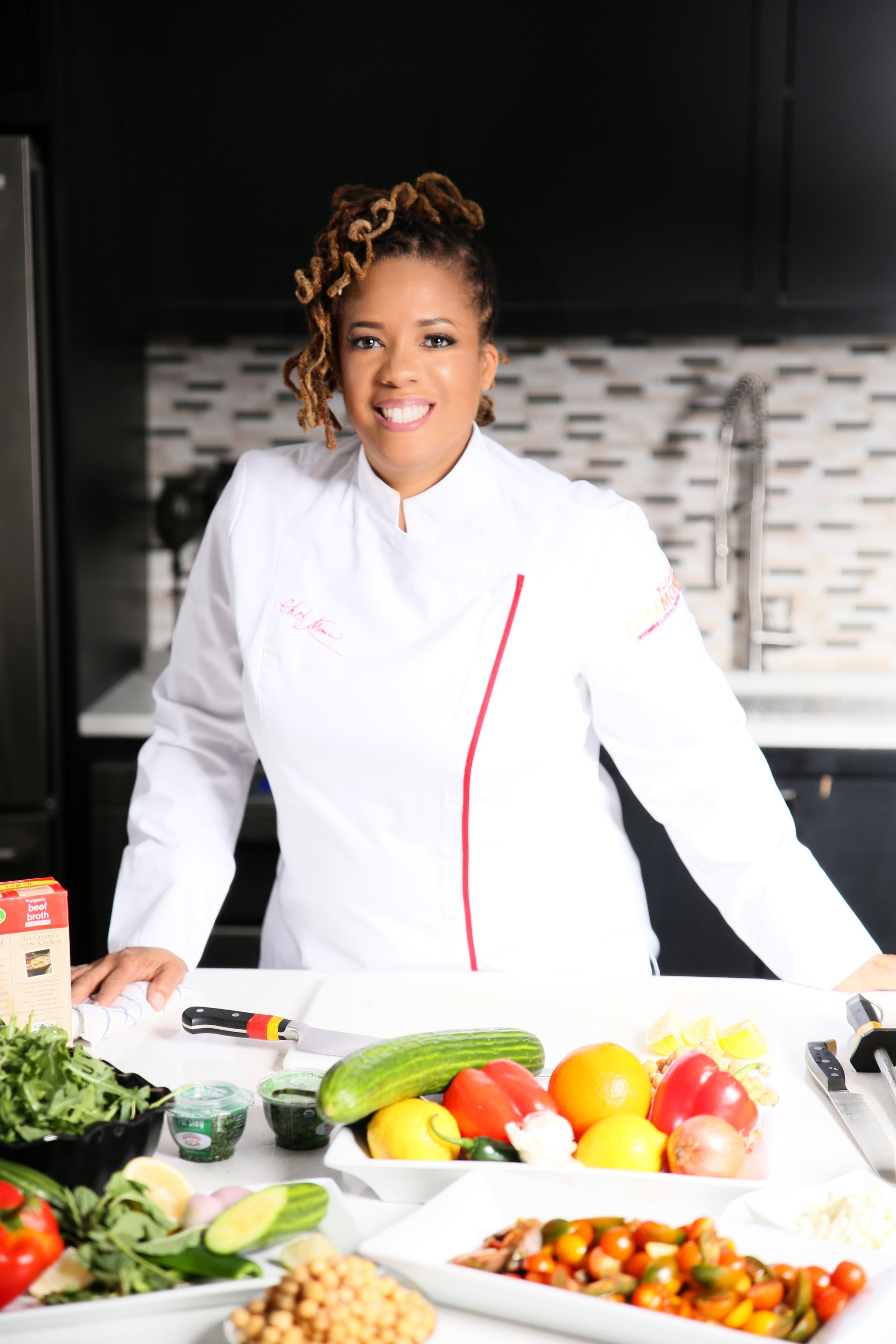 Chef Smith Smith can help you to create delicious and tasty Dishes! Book your group now!