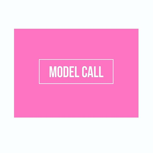 #Modelcall for #models #female and #male please submit #compcards #photos to info@themodelknowledge group.com #goodluck #nyc #casting #tmkg