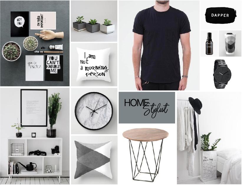 Black& White -