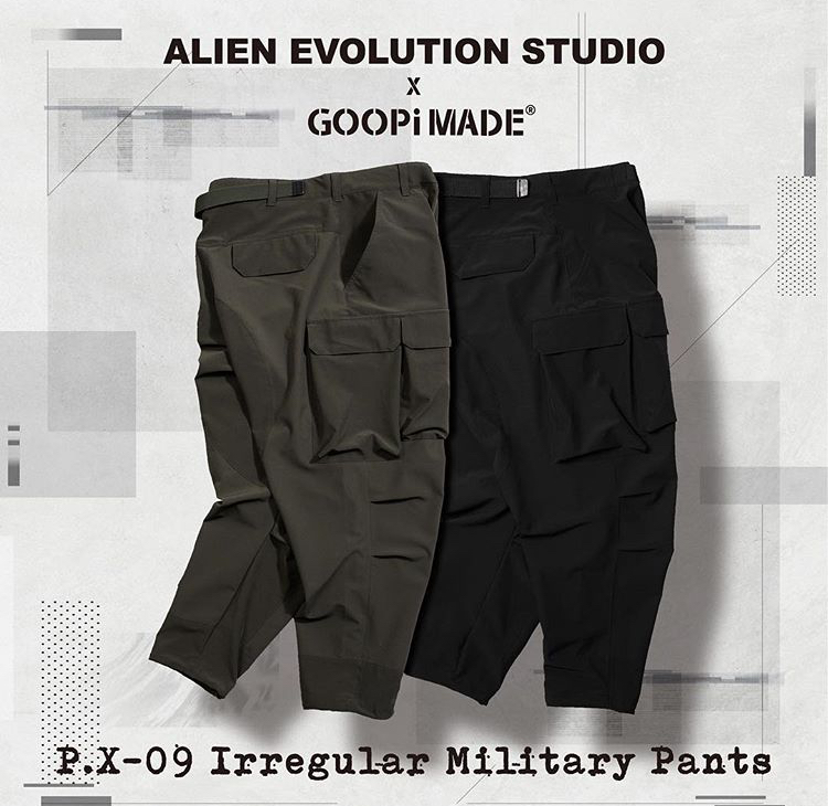 A.R.T.S.Y MUST HAVE PRODUCT HIGHLIGHT: - GOOPi MADE's 'Irregular Military Pants'