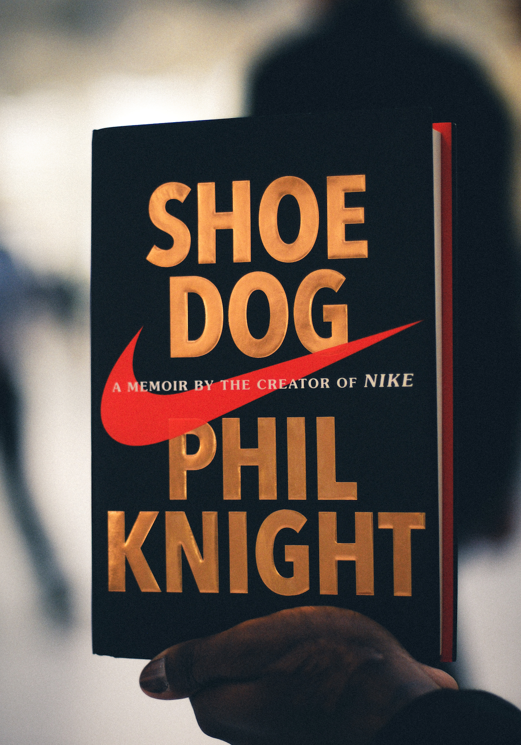 Shoe Dog - Phil Knight - A majority of books I read are written by key people in an industry I work or admire. Shoe Dog was a great read cause it's told in the first person by Phill Knight and the trials and tribulations it took to build Nike.
