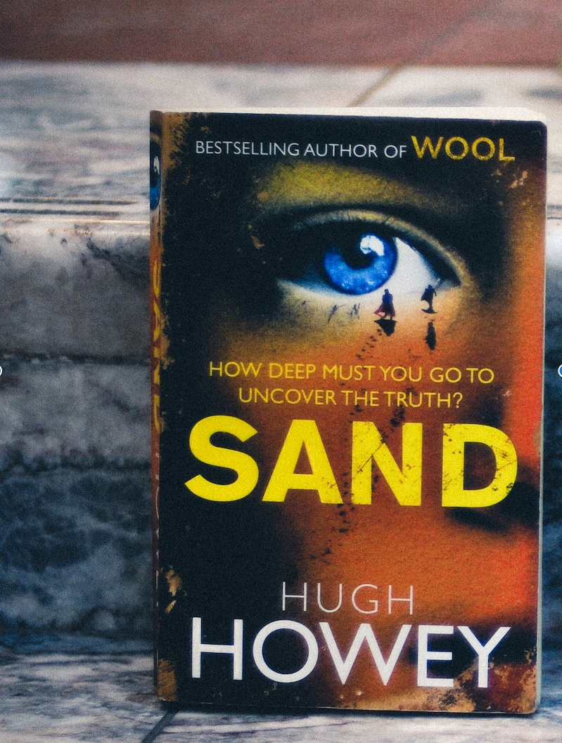 Sand By Hugh Howey - Although I read less and less of them these days I am a huge science fiction fan. Being brought away to a fantasy world by the words of a good fiction book works wonders on your creativity in my experience. At first, Sand seems like the average post-apocalyptic race against time novel. But it is much deeper with amazing characters and a fresh twist on the narrative