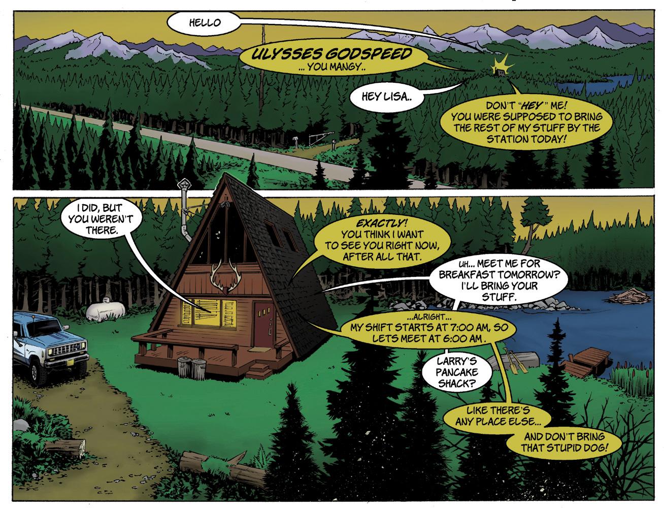 The Backwoods Vol  1 — Tadd Galusha