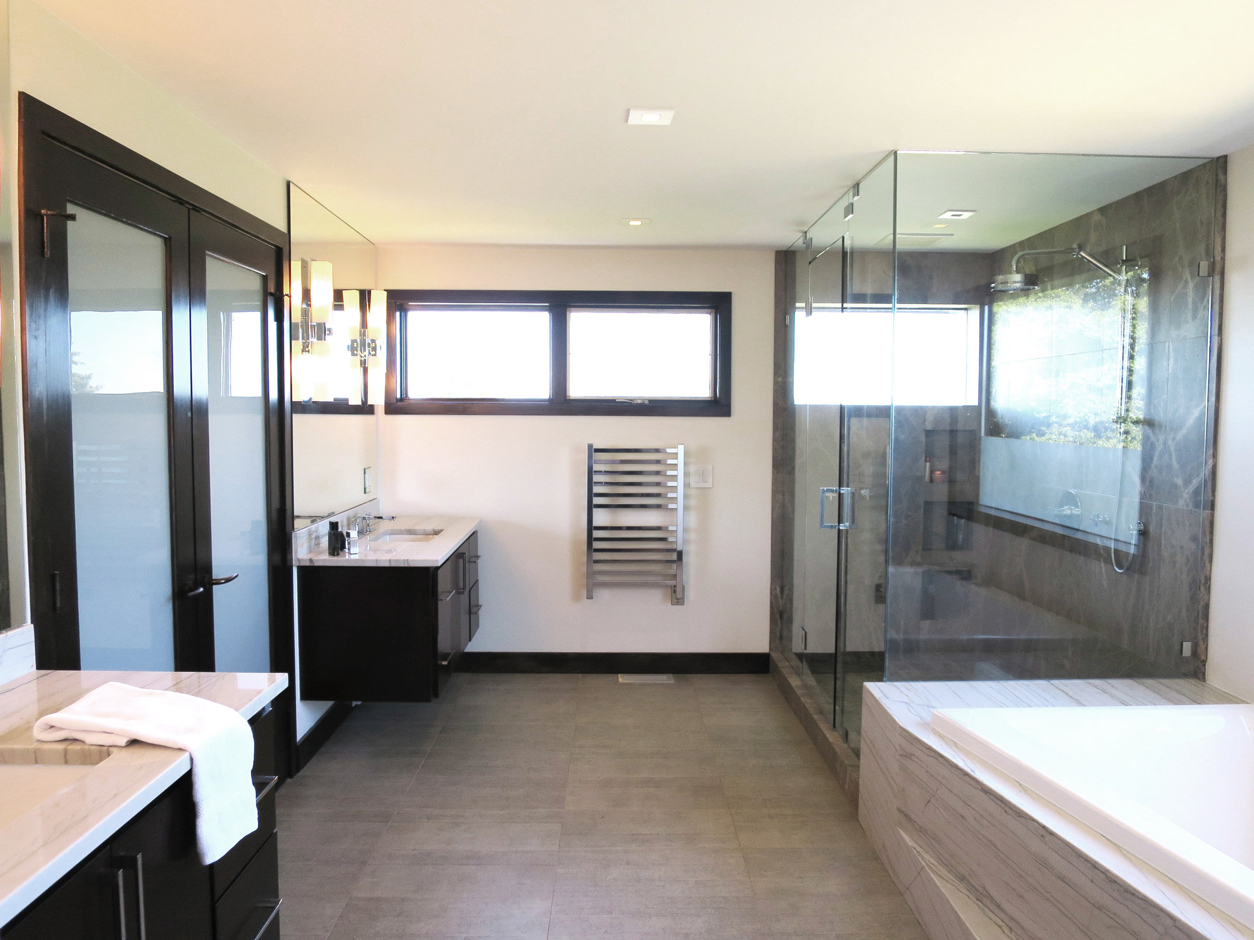 Luxurious Master Bathroom View 1