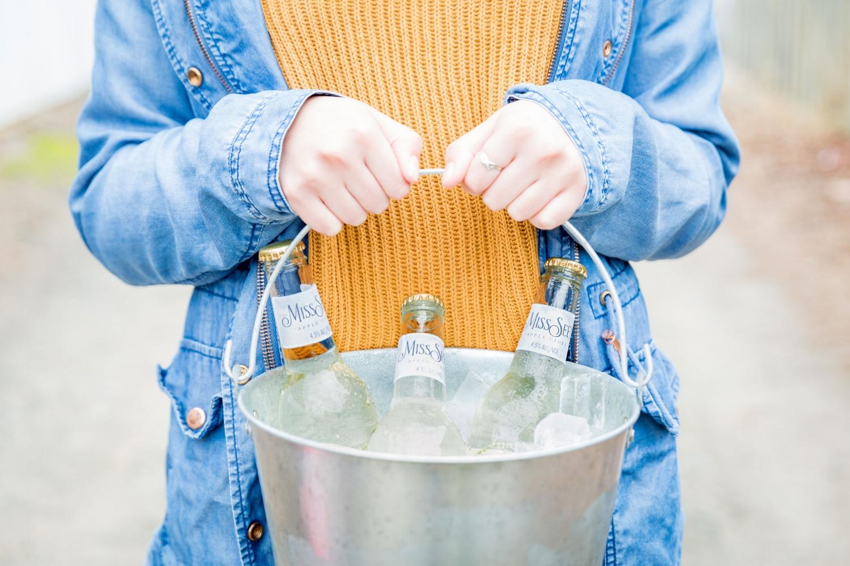 Miss Seed Apple Cider bucket