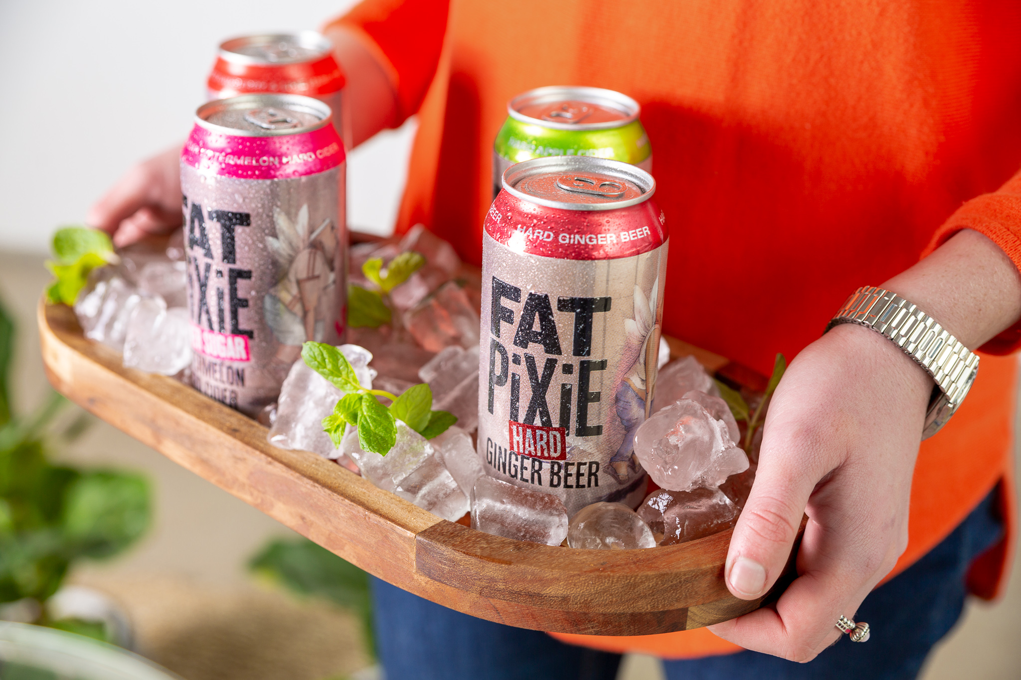 Fat Pixie Ciders On Board