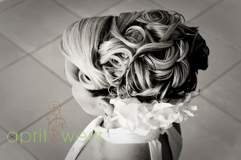 Wedding Hair Stylist Newcastle