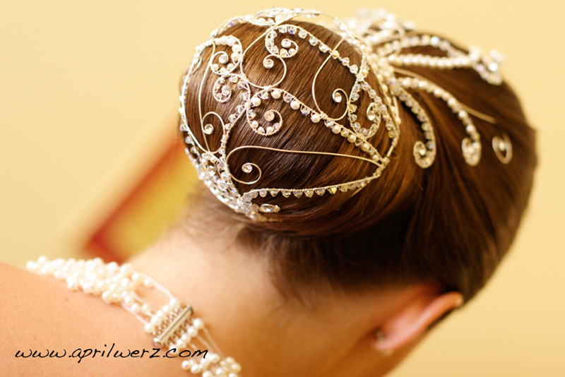 Wedding Bridal Hair Jewellery