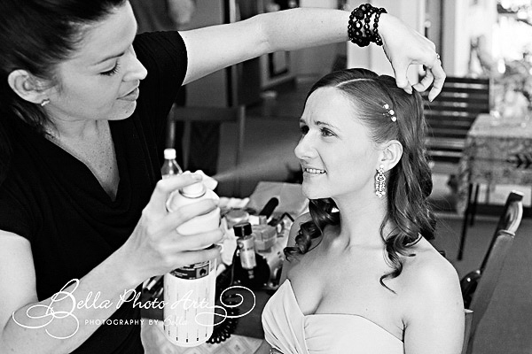 Wedding Hair Upstyles by Amanda Frost