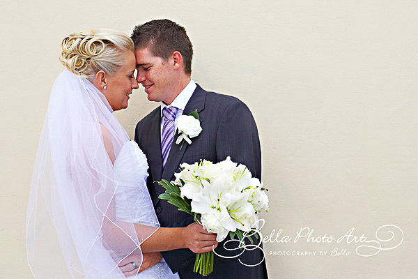 Bride and Groom - Bellus Hair & Makeup