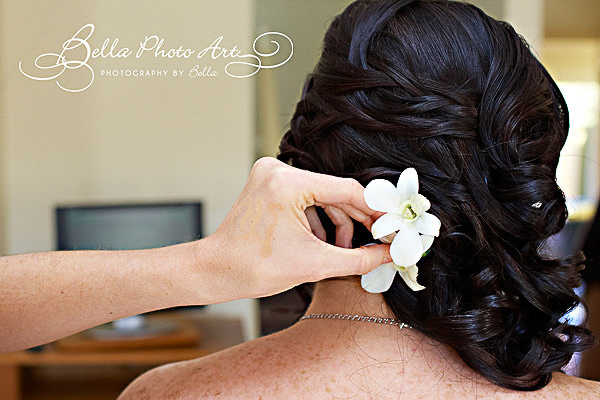 Bridal Hair Upstyles by Amanda Frost