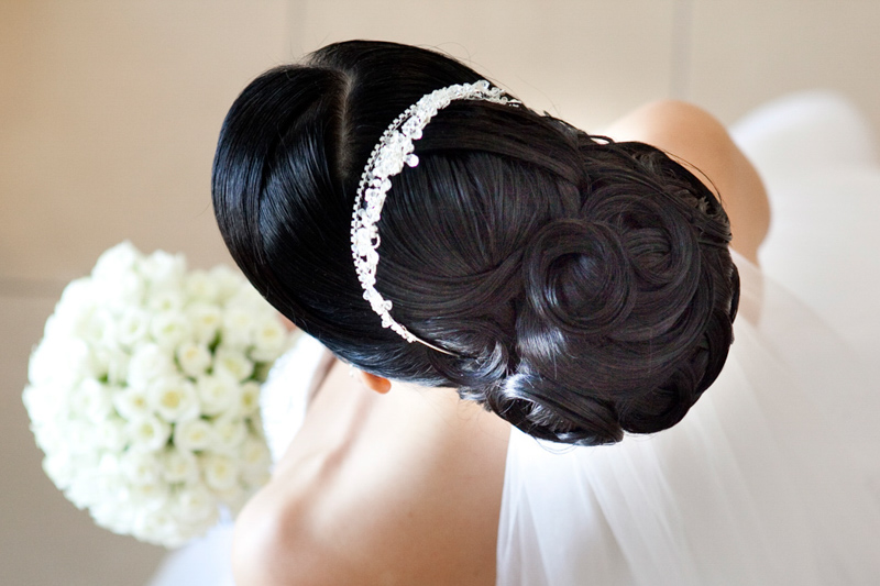 Bridal Upstyles - Bellus Hair and Makeup - Wedding Hair